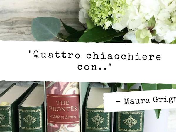Intervista a Maura Grignolo
