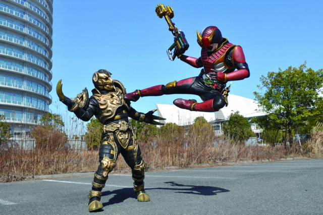 Kamen Rider Cho Den-O Trilogy 01 Episode RED Sub Indo Film