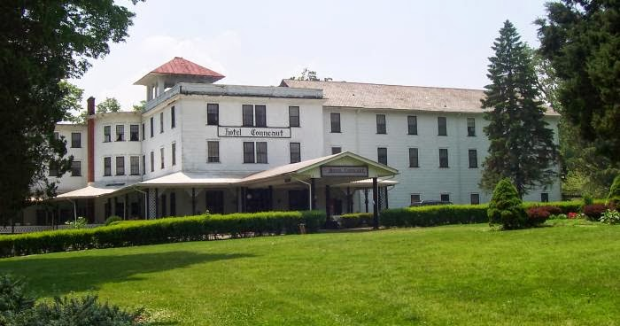 Haunted Hotel Conneaut