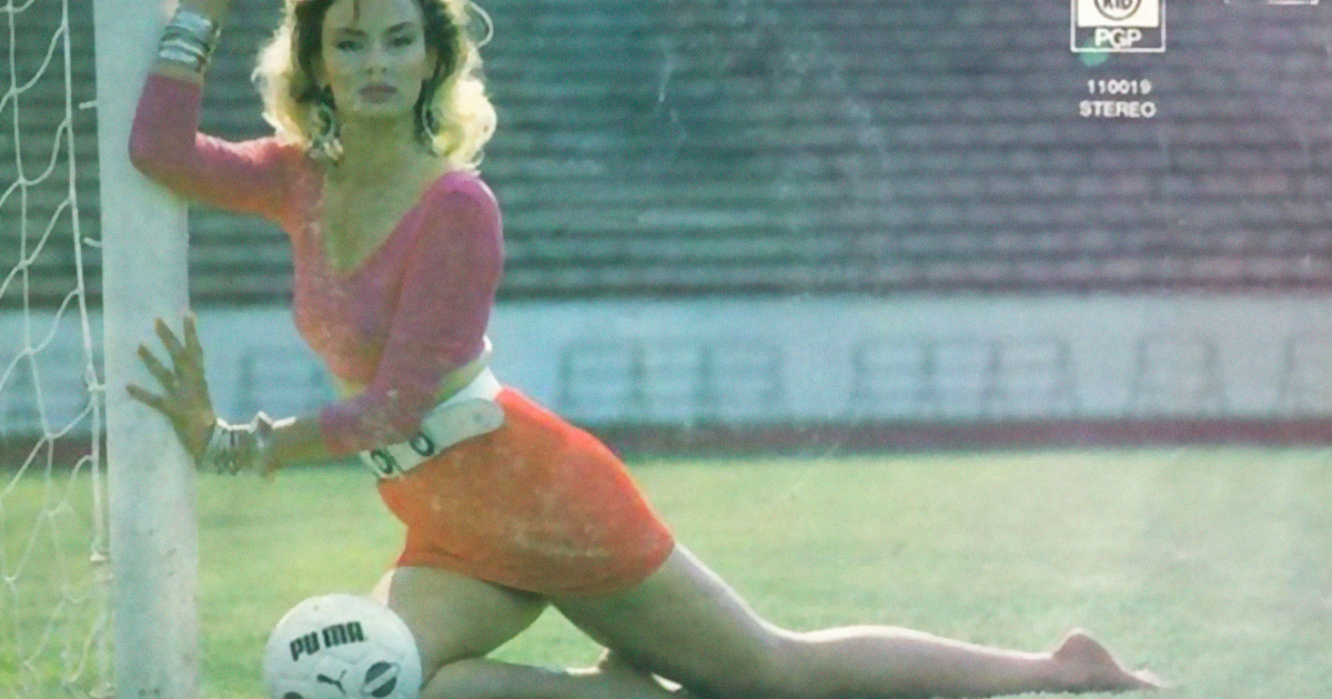30 Hilariously Awkward Vintage Album Covers From Yugoslavia