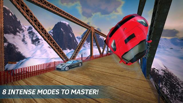8 intense modes to master!