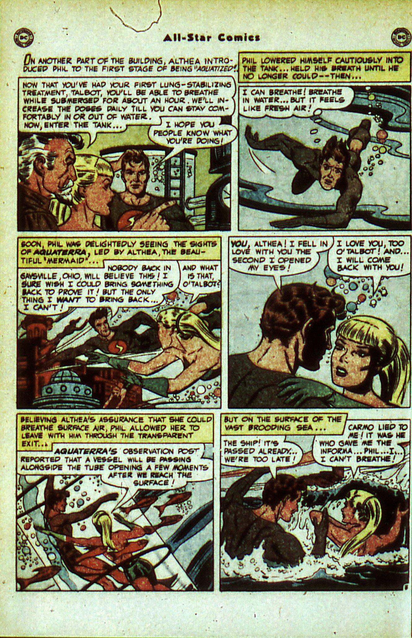 Read online All-Star Comics comic -  Issue #56 - 46