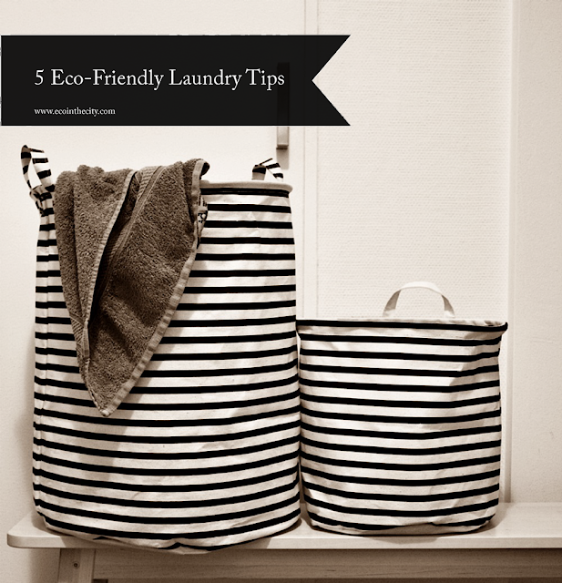 Green your laundry with these 5 practical eco laundry tips