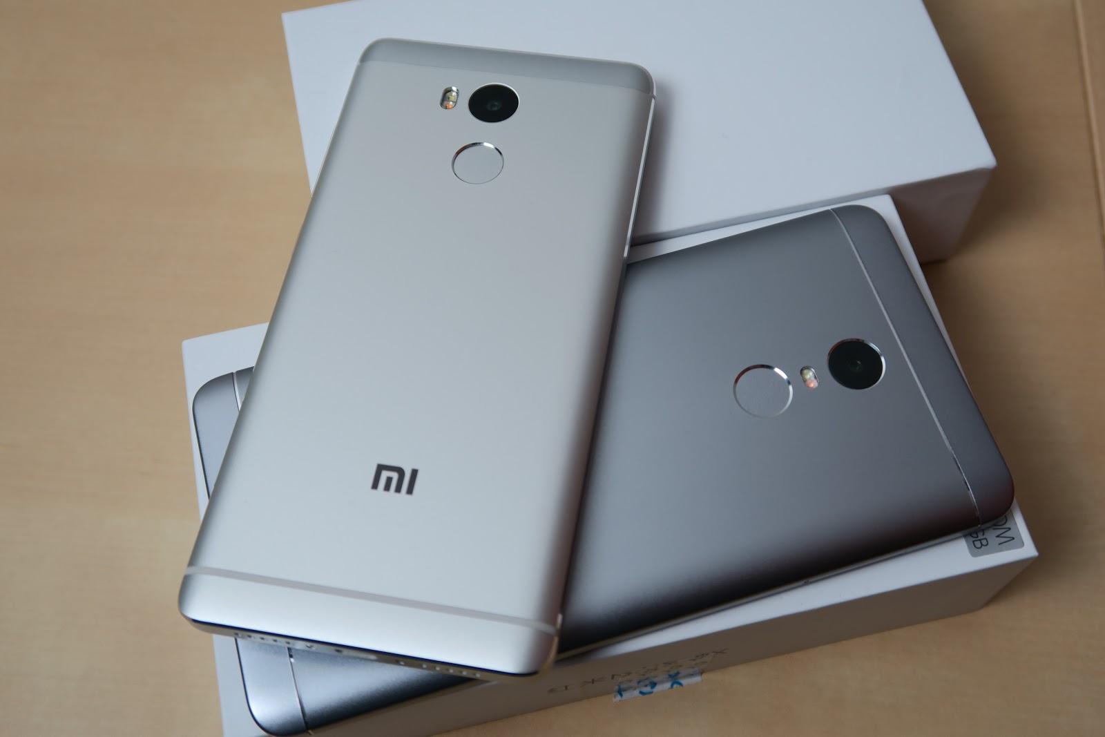Giveaway Xiaomi Redmi Note 4X