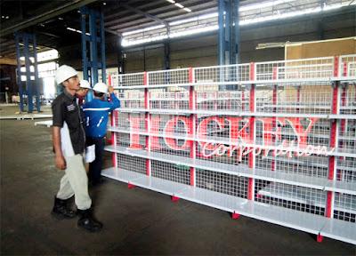 pabrik pembuat rak supermarket,rak toko,rak minimarket,rak besi,rak display,rak gudang,meja kasir,mesin kasir