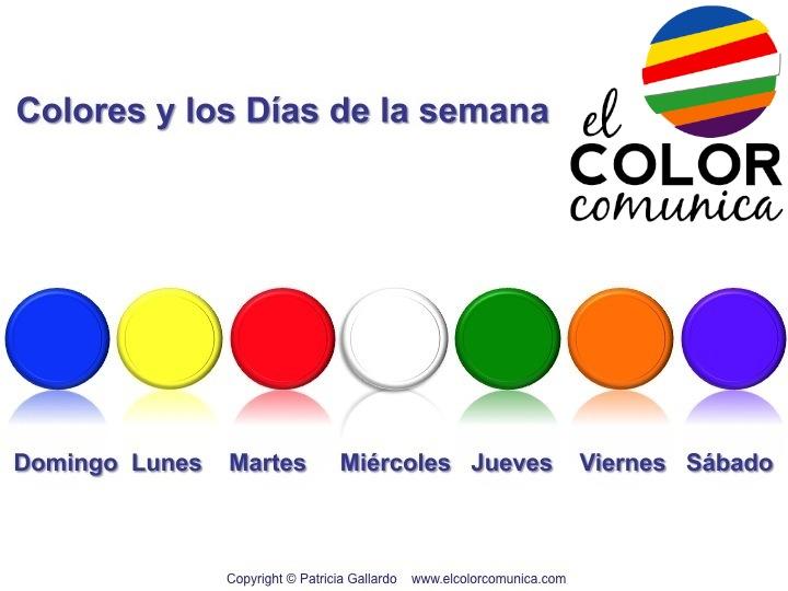 El Color Comunica Color Para Cada Día