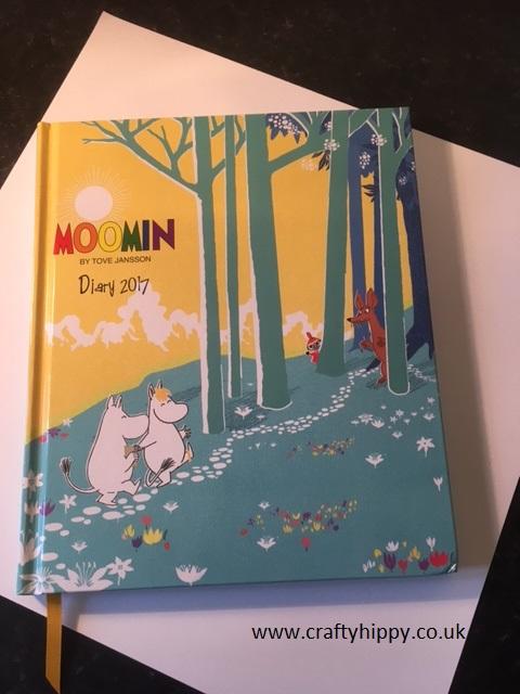 Moomin Diary 2017