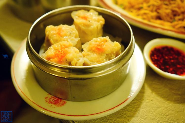 Le Chameau Bleu Blog Voyage New York - Restaurant de Dim Sum dans Chinatown de New York USA