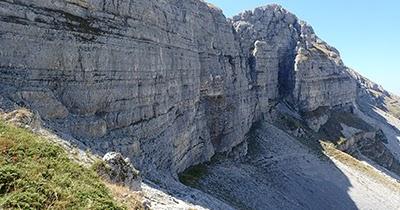 Anello del Murolungo e della Grotta dell'Oro, per la Valle di Fua e il Lago della Duchessa