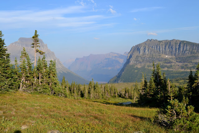 Національний парк Глейшир: стежка Хідден Лейк Оверлук (Glacier National Park: Hidden Lake Overlook Trail)