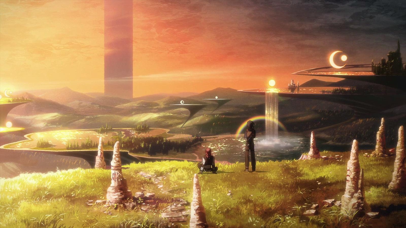 Aincrad, mundo virtual donde se desarrolla la acción de SAO