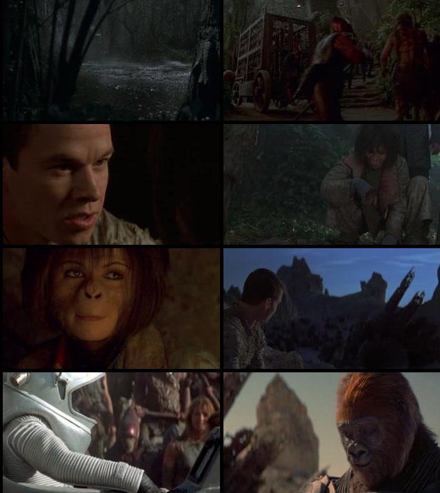 Planet Of The Apes 2001 Dual Audio Hindi 480p BluRay