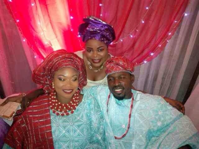 bimbo akinsanya first husband
