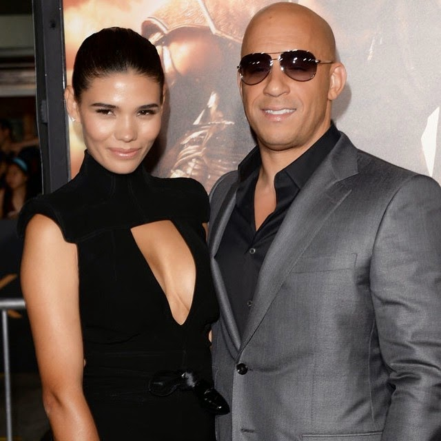 Vin Diesel está esperando seu terceiro filho!