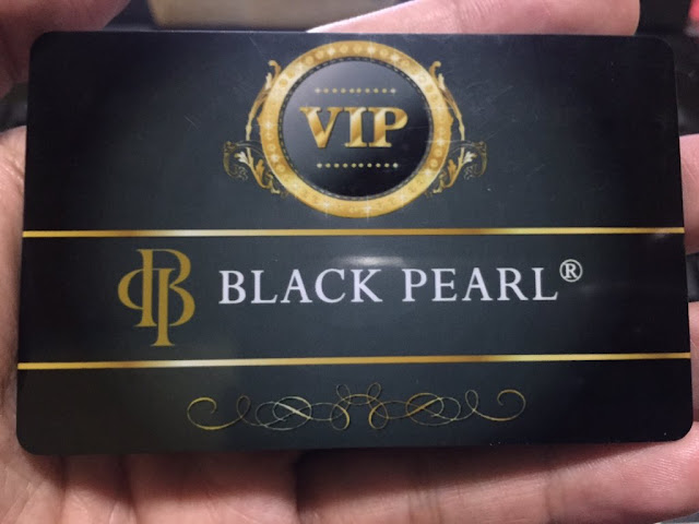 Black Pearl VIP Card