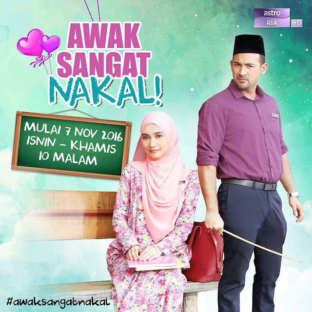 Ost Drama Awak Sangat Nakal - Ayda Jebat