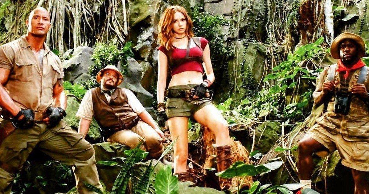 Resultado de imagen de blogspot, Jumanji: bienvenidos a la jungla