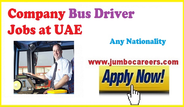 Latest company jobs in Sharjah, Drivers jobs with salary,