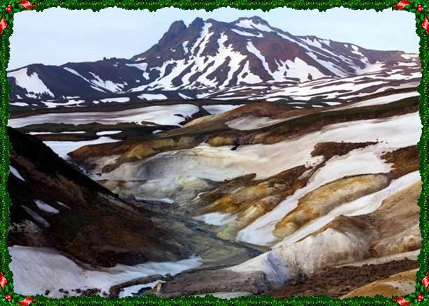 Thung lũng chết, Kamchatka, Nga