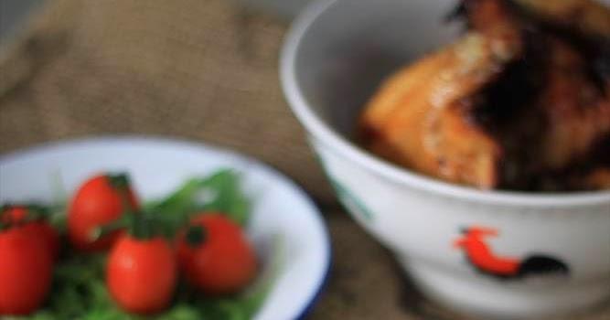 GoodyFoodies: Recipe: Sticky Spiced Chicken Wings (Gordon