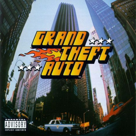 GRAND THEFT AUTO 1 Free Full Version Games Download For PC