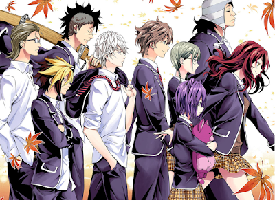 "Reseña de ""Food Wars: Shokugeki no Soma"" (食戟のソーマ) vol.15 - Panini Manga"