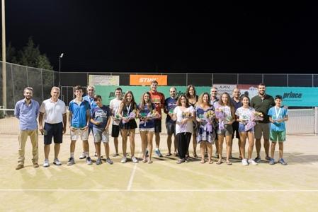 Ολοκληρώθηκε το 10ο Open Athlisis Cup Men & Women 2017
