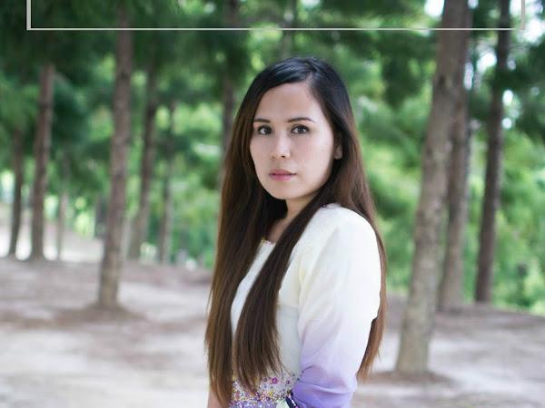 #keriitletoOOTD: Colorful Baju Kurung
