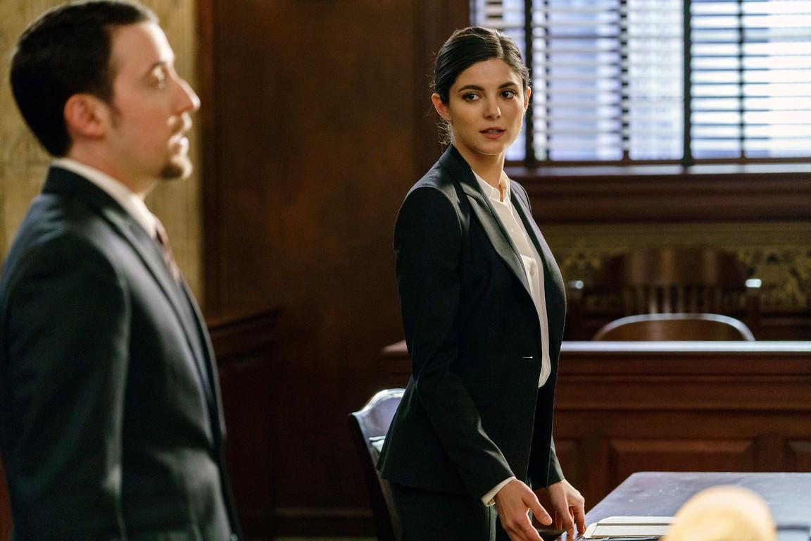 Chicago Justice - Season 1 Episode 04: Judge Not