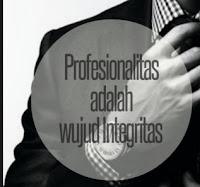 Pengertian Asas Profesionalitas