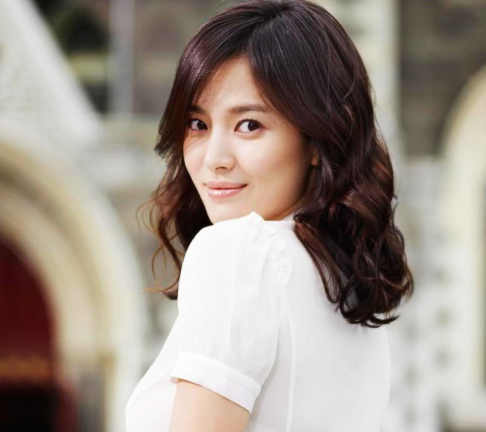Hd Korsn Movie8 Bath Com: Korean Actress In White Dress Hot HD Wallpaper