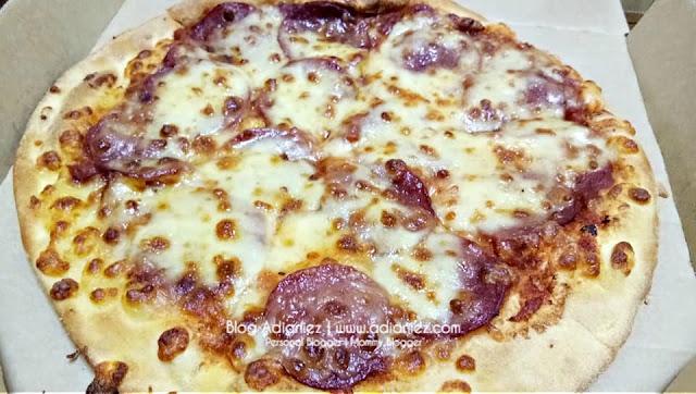 #DominosBelanja | Pizza Pilihan Keluarga