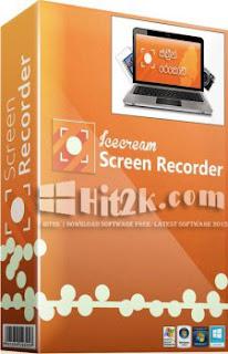 Ice-cream Screen Recorder Pro 4.89 Crack Full Version