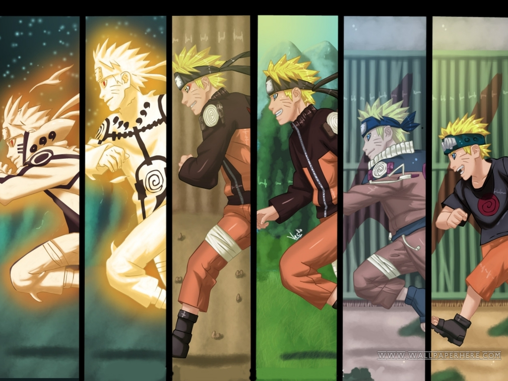 HD Wallpapers Free Download: Download Free Naruto Wallpapers