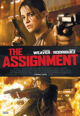 The Assignment (2016) ταινιες online seires oipeirates greek subs