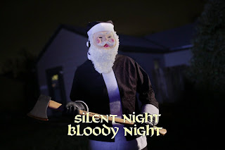 The B-Raters vs. Silent Night, Bloody Night