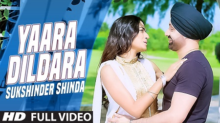 Yaara Dildara Sukshinder Shinda New Punjabi Songs 2016 Shazia Manzoor Music Video Collaborations 3