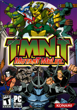 TMNT+Mutant+Melee Free Download TMNT Mutant Melee PC RIP