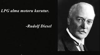 Rudolf Diesel Lahir di Paris, Perancis tahun 1858, tanggal 18 Maret, meninggal 30 September 1913, di umur 55 tahun, meninggal secara misterius, terjatuh dan tenggelam di selat Inggris. Hingga kini diketahui pasti sebab- sebabnya dia terjatuh disana Orang tua Rudolf Diesel berkebangsaan Jerman yang ber-emigrasi ke Perancis. Masa kecil Diesel dihabiskan di Perancis sampai meletus perang Franco-Prussian di tahun 1870. Mereka sekelurga mengungsi ke London, Inggris. Ayah Diesel tidak berhasil mendapatkan izin menetap di Perancis, saat itu ada kebijakan untuk para emigran di Perancis. Saat Diesel umur 12 thaun, menjelang perang berakhir, sang Ibu mengirimnya ke Augsburg untuk tinggal bersama