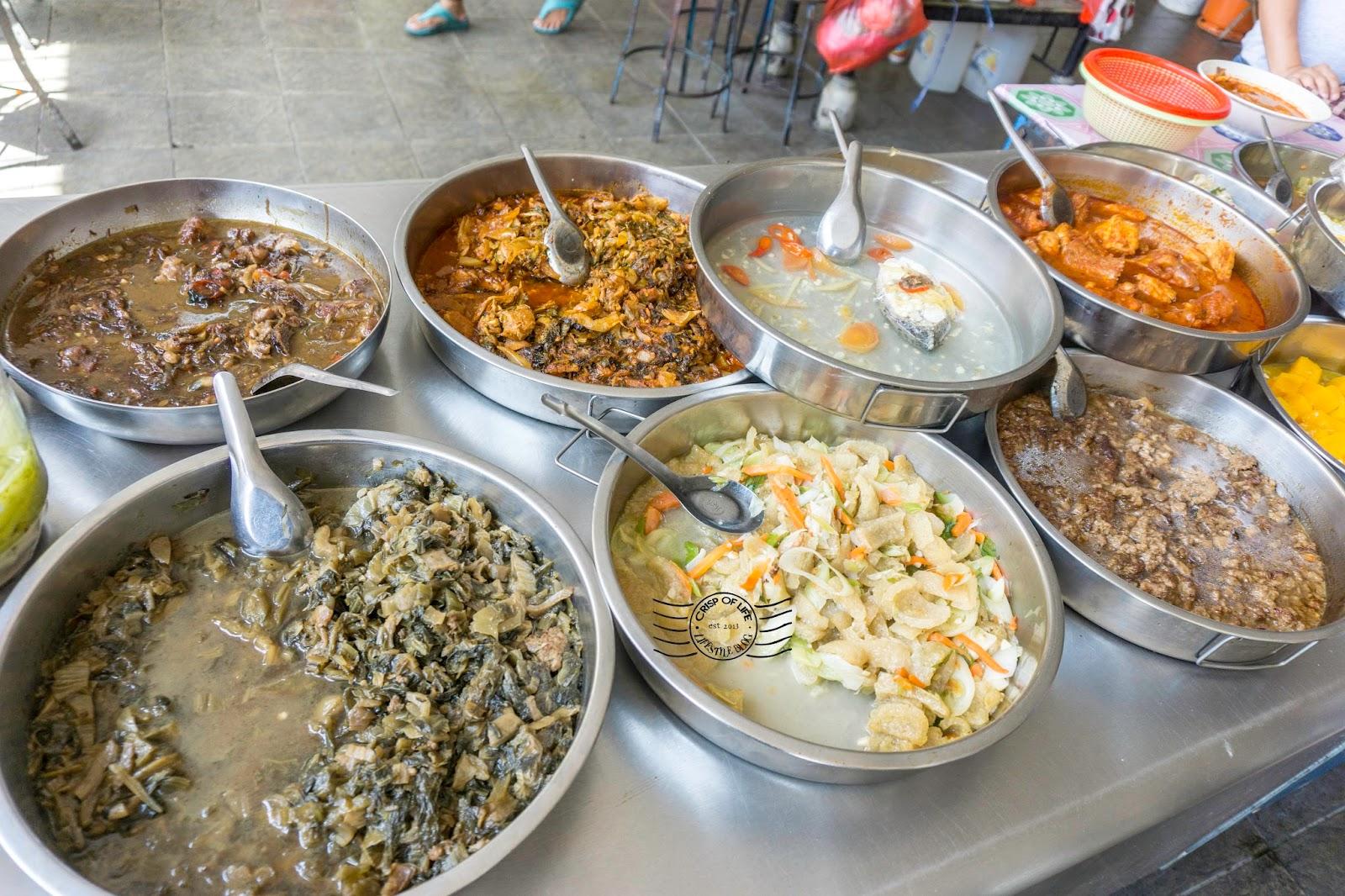 Teow Chew Porridge Lebuh Cecil Penang