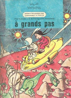 TOP 1: bande dessinée scolaire des années 80 au Maroc - Pdf