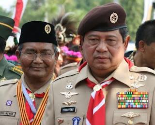 Pidato Bahasa Indonesia Tentang  Pelantikan Dewan Penggalang