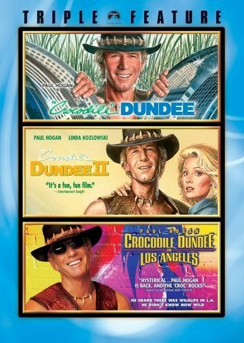 Crocodilo Dundee 1, 2 e 3 Torrent