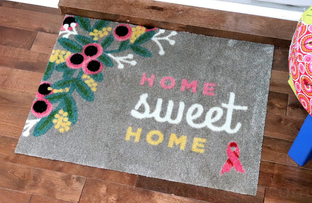 welcome a cure mat