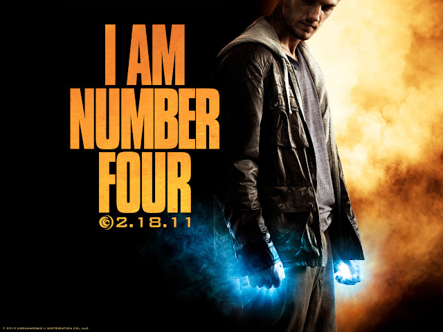 I am Number Four Film Poster