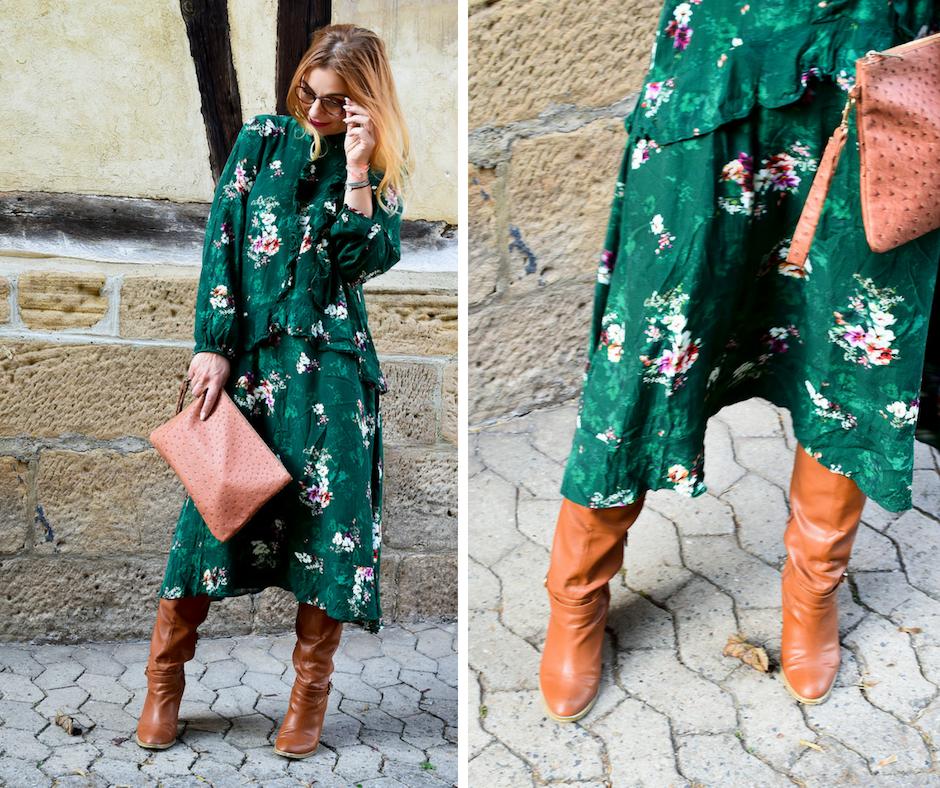 Modetipps für die Trendfarbe Grün