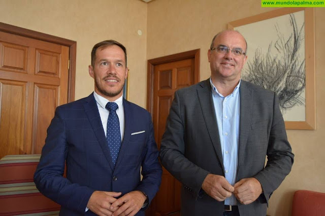 Récord histórico de contrataciones de obras en el Cabildo de La Palma con 11 millones de euros en cuatro meses