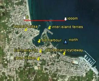 Tezza's Beaches and Islands: Greek Island Hopping