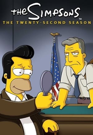 Os Simpsons - 22ª Temporada Desenhos Torrent Download capa