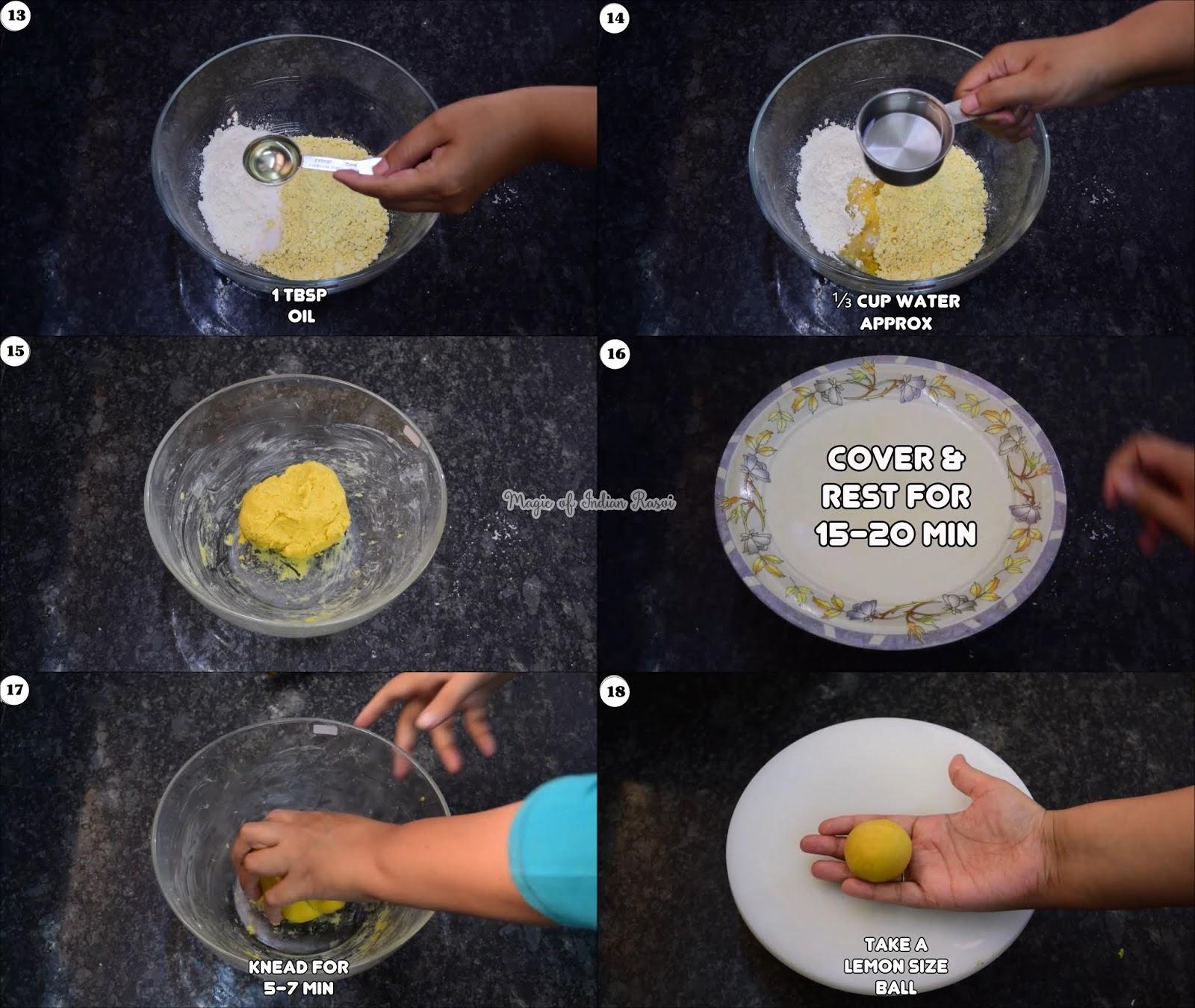 Gujarati Chorafali (Diwali Special) Recipe - चोराफली (गुजराती नाश्ता) रेसिपी - Priya R - Magic of Indian Rasoi